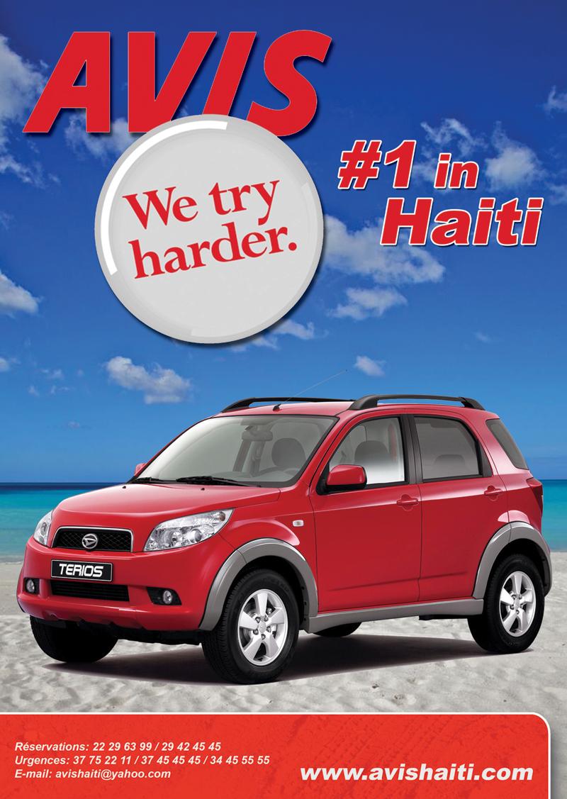 Avis Car Rental Haiti Contact